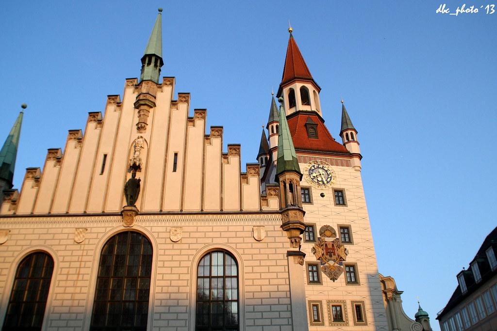 Antiguo Ayuntamiento de Munich