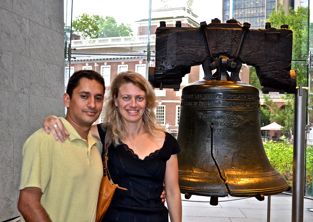 liberty bell - historic district philadelphia