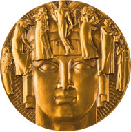 Medal Maurice Delannoy, Drama, 1928