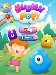 Download Free Game Bubbly Pop Soap Bubbles Fun Hack (All Versions) Unlimited Rubies 100% Working and Tested for IOS and Android