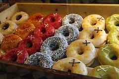 Crosstown Doughnuts, London