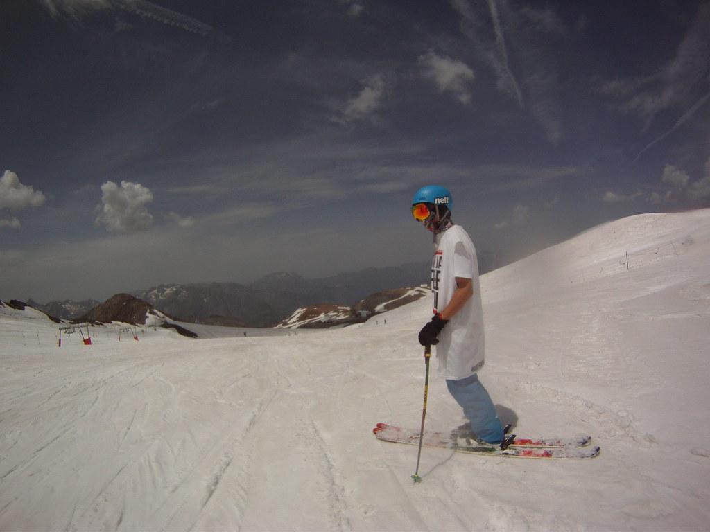 2 alpes sunny days