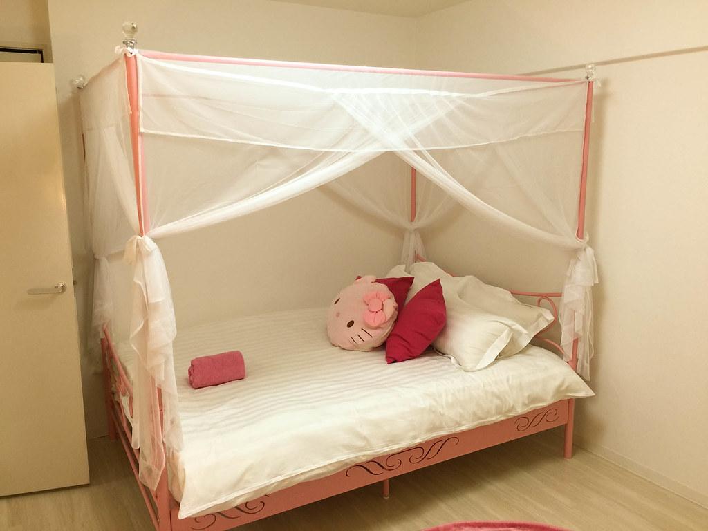 我們睡的公主床