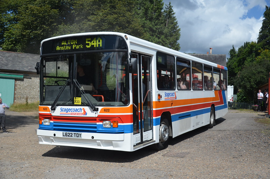 Stagecoach stripes in the sun...