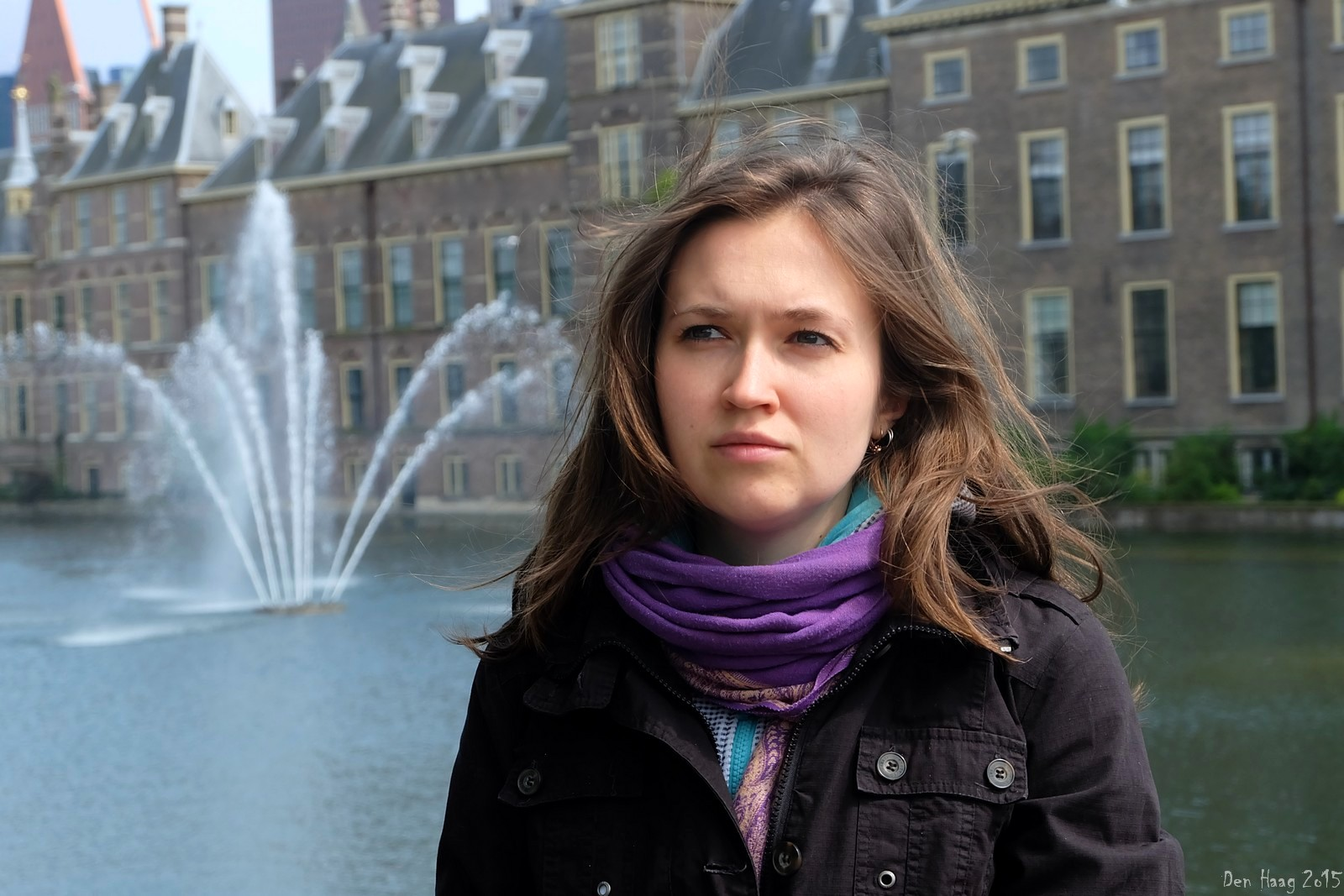 Hofvijver, Den Haag, Nederland