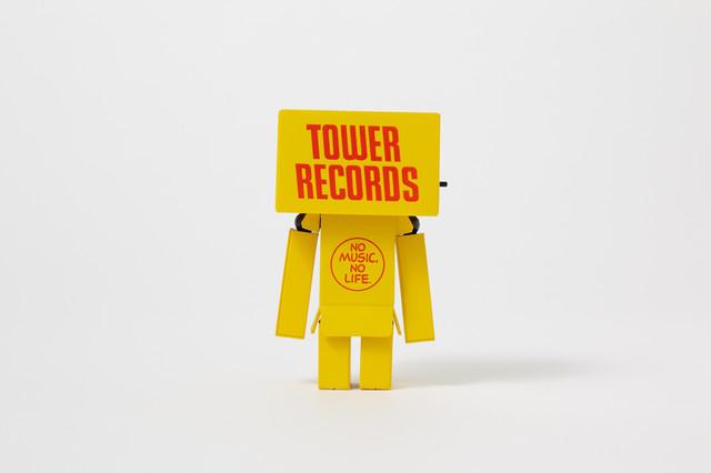 NO MUSIC, NO LIFE! 日本TOWER 唱片限定版 迷你阿楞