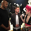 Henry Simmons, Iain De Caestecker & Jessie Pridemore at the Outstanding Art of Television Costume Design Exhibition - IMG_2628 by RedCarpetReport