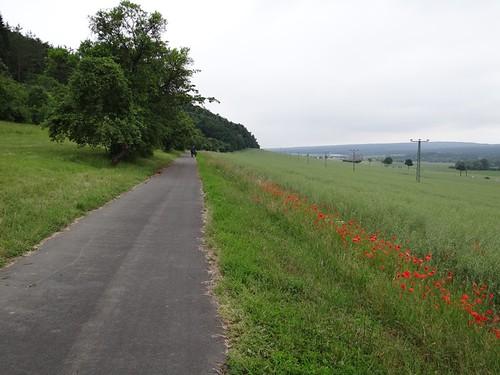 Fahrradtour 2015 Werra