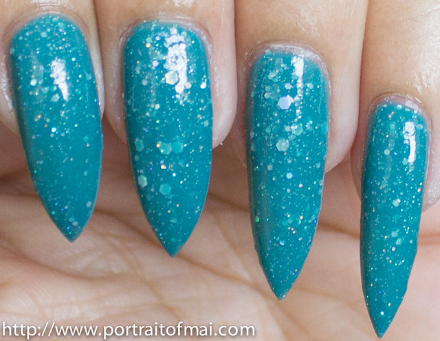 kbshimmer summer collection part two final swatches (1 of 9)