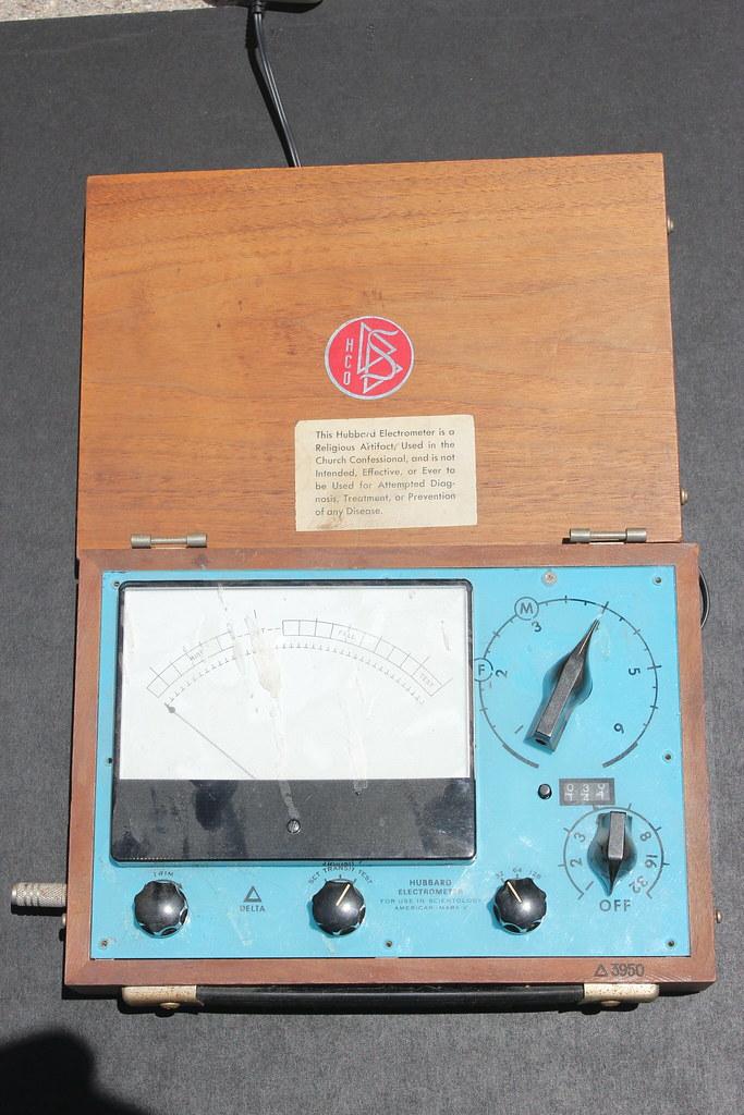 Mark V E-meter