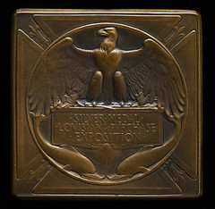 Louisiana Purchase Exposition medal reverse