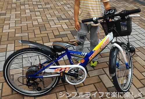 子供自転車1