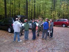 Orienteering Practice - 14 Oct