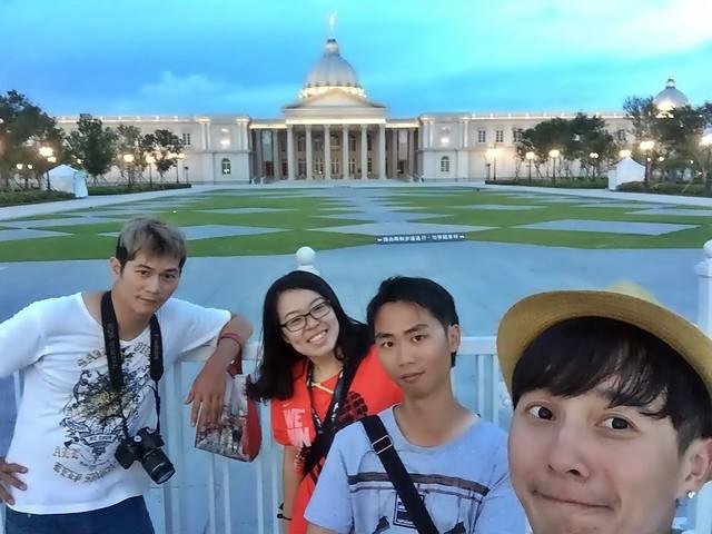 2015-環島沙發旅行-台南奇美博物館-17度C (2)
