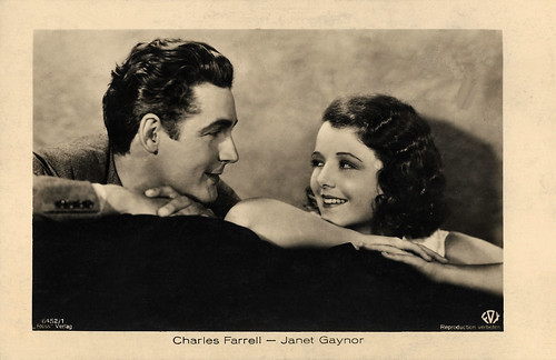 Charles Farrell and Janet Gaynor in Delicious (1931)