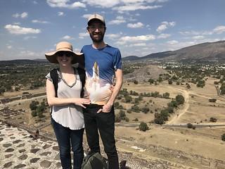 Image de Teotihuacán.
