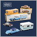 1:43 NOREV Classics CL1511 & CL4511 & CL5112 by norev.official