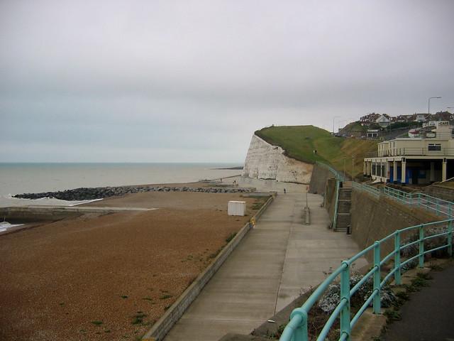 The coast at Saltdean