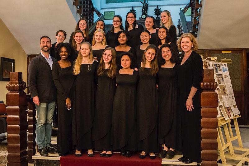 Nightingale-Bamford School Choir 2016 Concert Tour of Spain