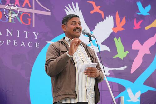 Poem by Ajab Singh from Moradabad, Uttar Pradesh