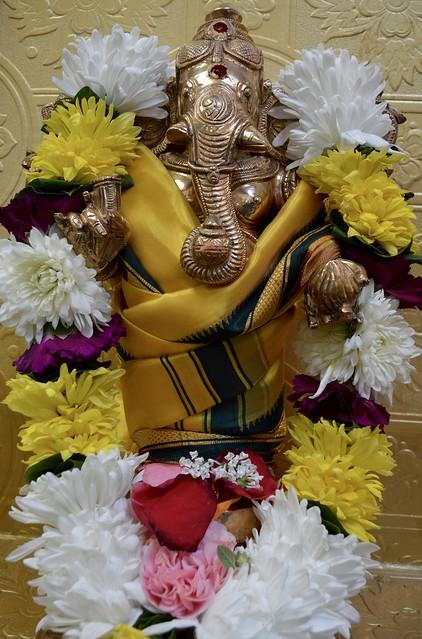 Siva Kameswari Temple New Year 2017