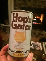hop'n gator flavored beer