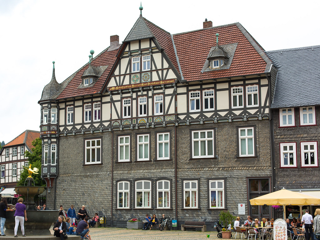 Germany. Goslar