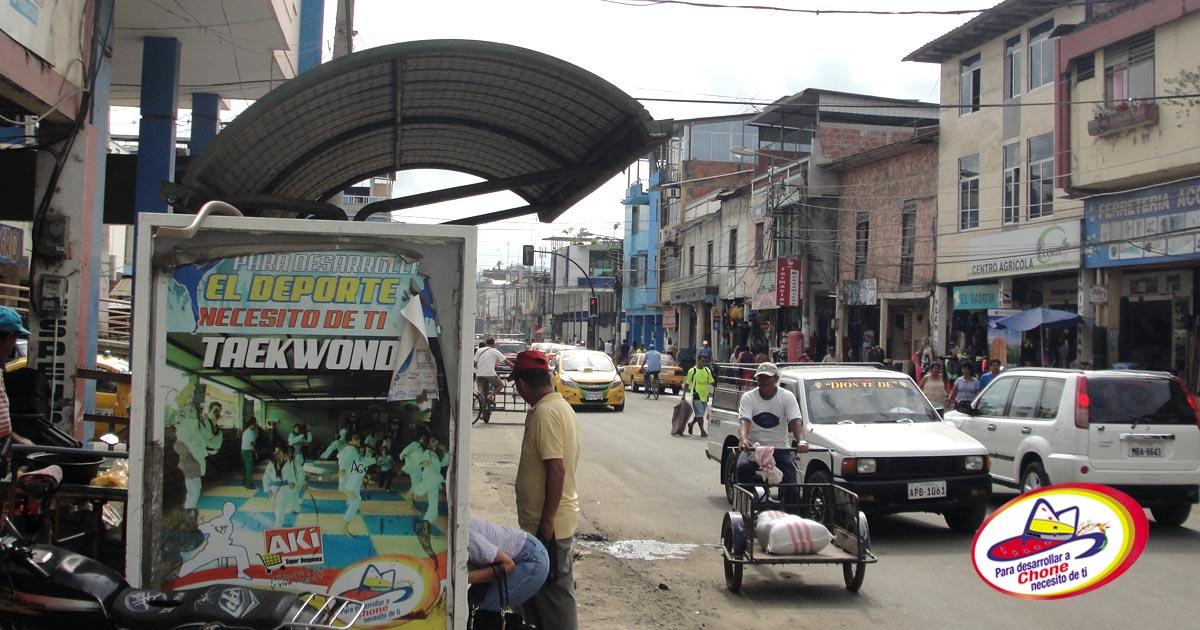 Buses volvieron a la parada del antiguo Centro de Salud