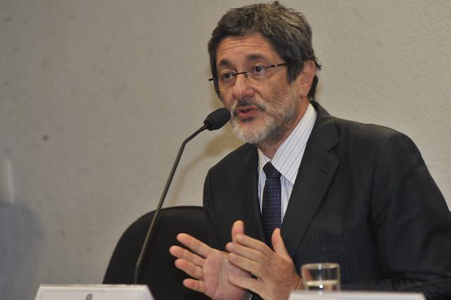 """""""É necessário que a sociedade abrace um novo conjunto de lutas para que haja a transformação do Brasil"""" - Créditos: Agência Brasil"""