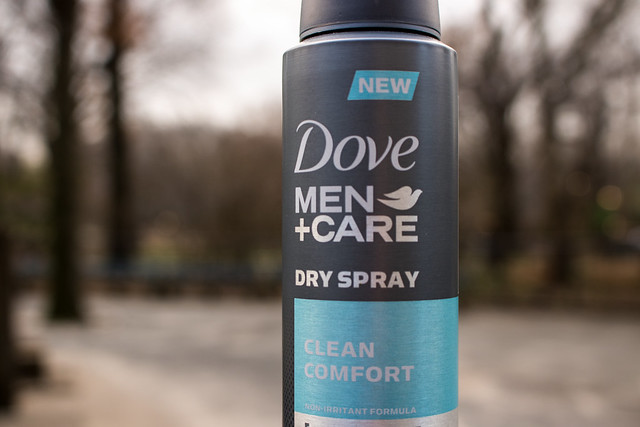 Deodorant Spray - Must Link to http://toolsofmen.com