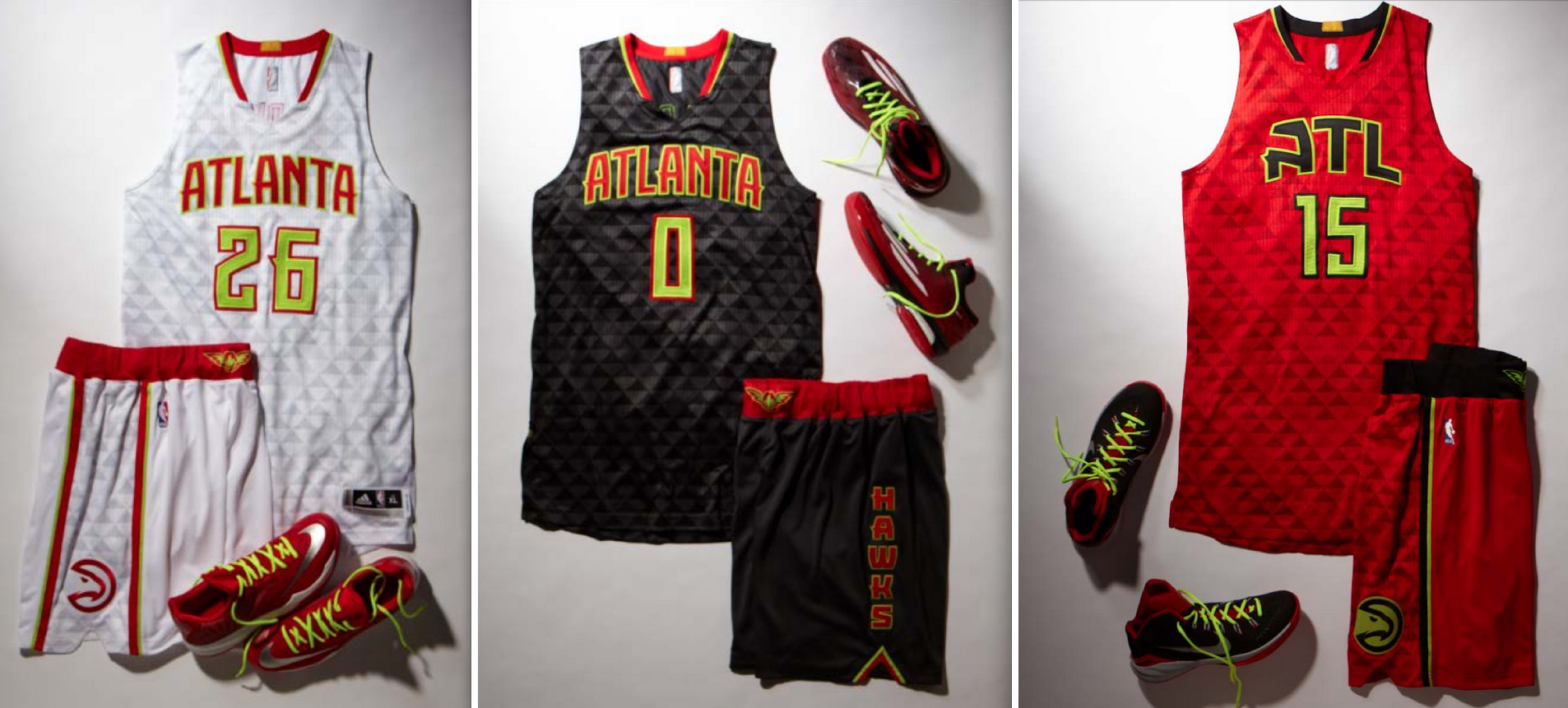 cc0f50ccb28 Hawks Uni Photos Posted Ahead of Today's Unveiling