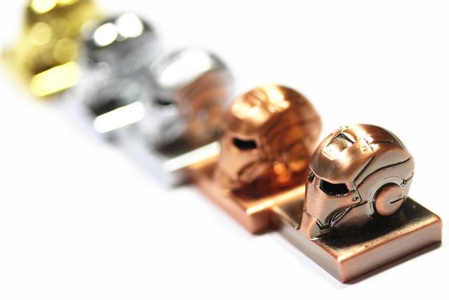 EVA、神奇寶貝、鋼鐵人 「GEEKKEYS」滿足你改造鍵盤的夢想!
