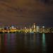 Chicago At Night No. 3380 by benchorizo