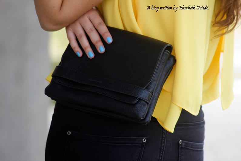 blusa amarilla zara leggings negros heelsandroses (5)