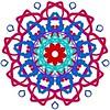 #Islamic #Geometric #Chakra #Mandala #Design #Experiment