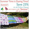 Just a couple more days to save 25% on my online dyeing classes! Link in profile!