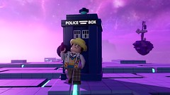 LEGO Dimensions Doctor Who Seventh Doctor