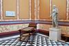Reception room, bath complex reconstruction, c300 CE - Roman Villa Borg Archaeological Park, Saarland, Germany