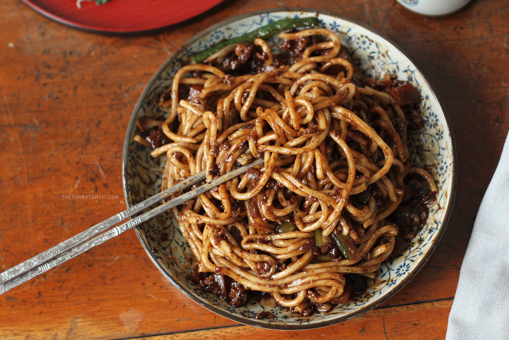 19586685158 17a1ce0d75 b - Two ways to go crazy for Jjajangmyeon 짜장면