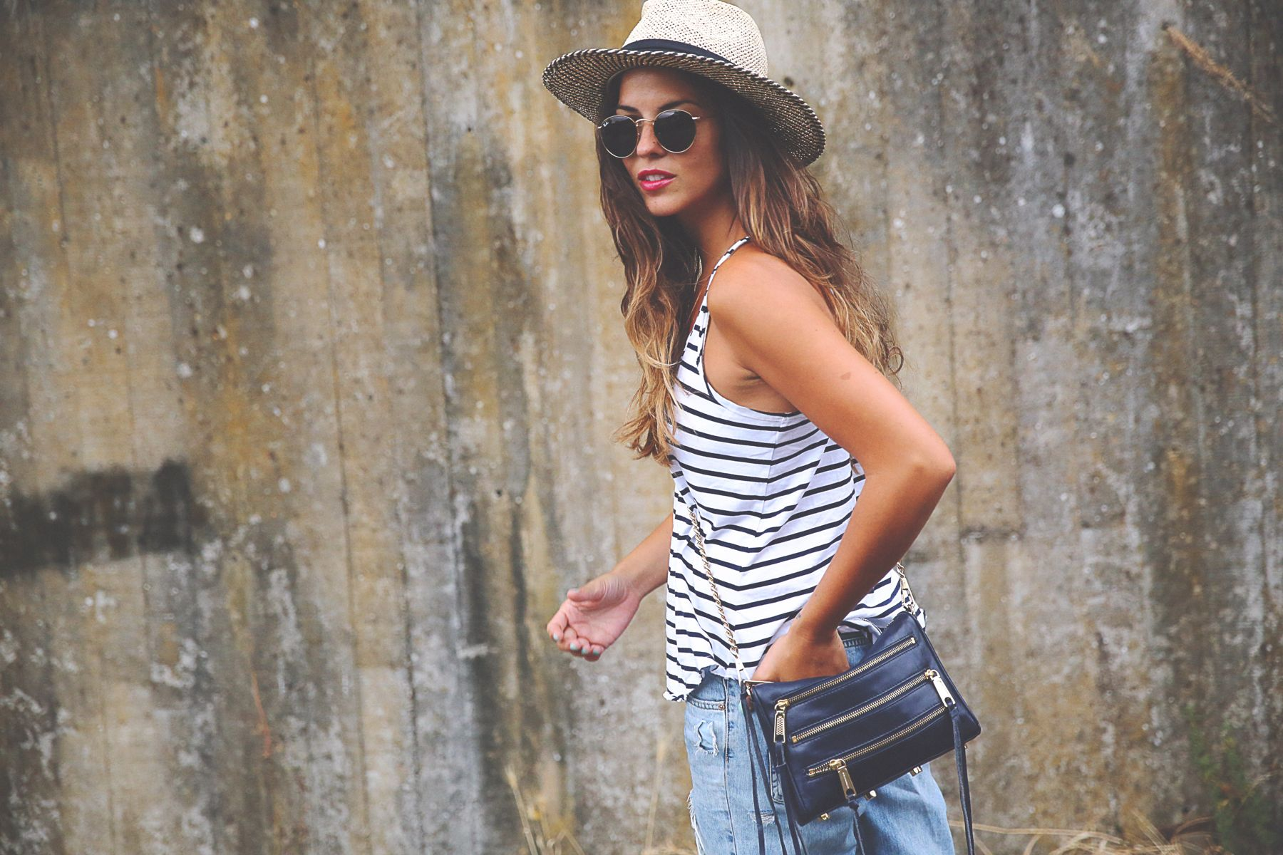Navy Style Outfit