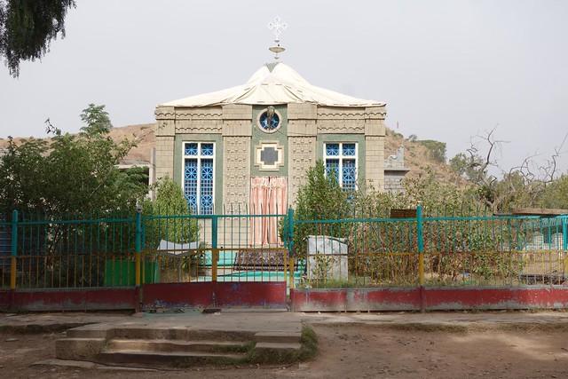 Arca da Aliança, Axum, Etiópia