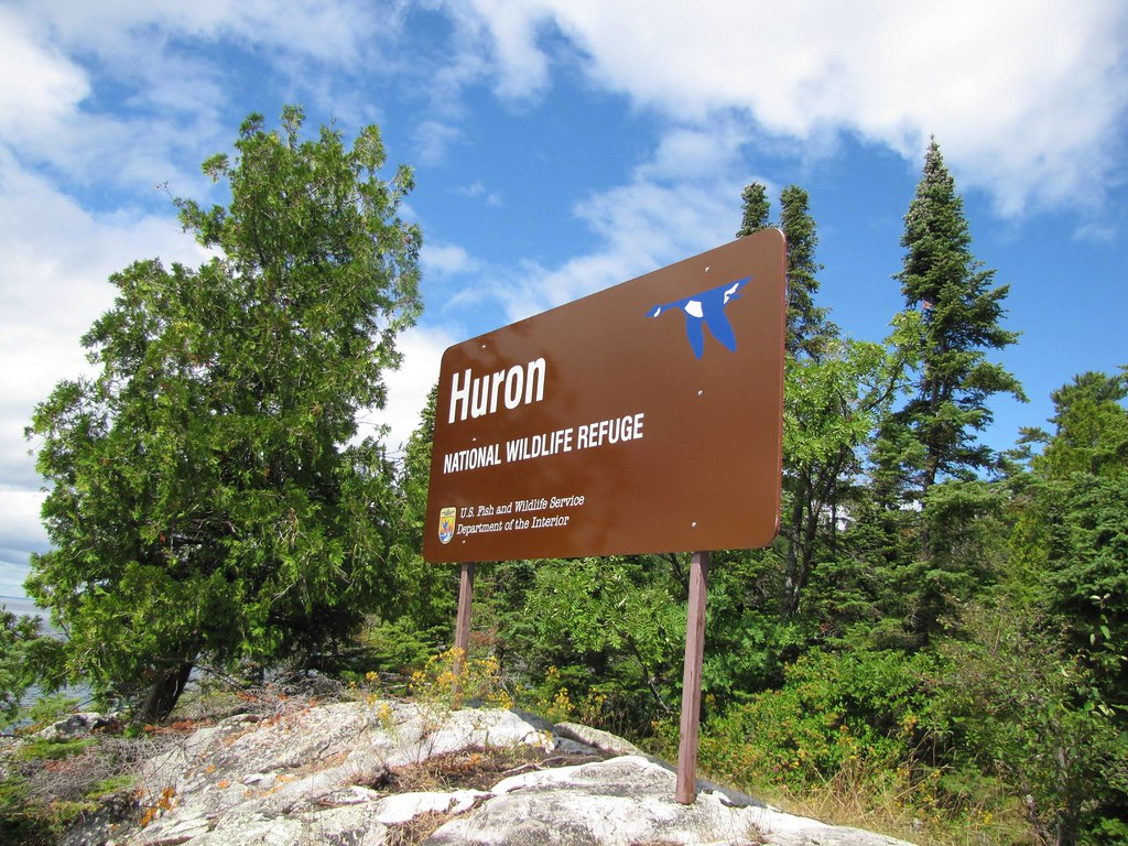 Huron National Wildlife Refuge
