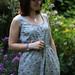 True Bias Southport Dress in Liberty fabric