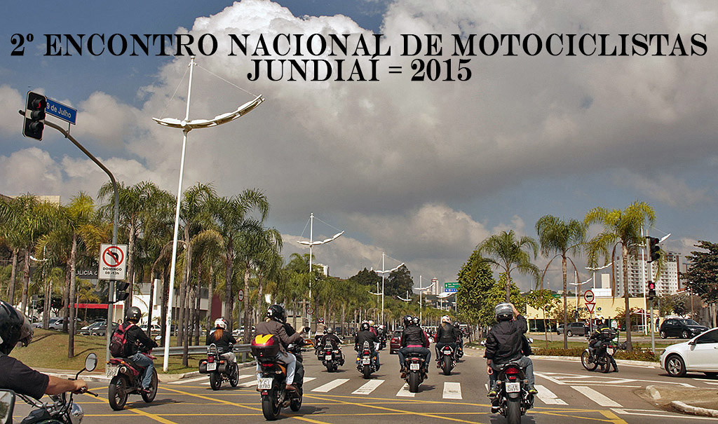 Jundiaí = 2º Encontro Nacional
