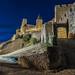 Castle of Carcassonne, France by DavidGabis
