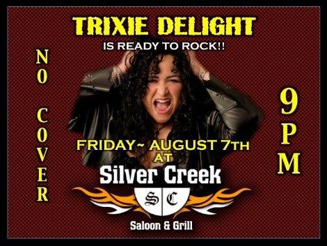Trixie Delight 8-7-15