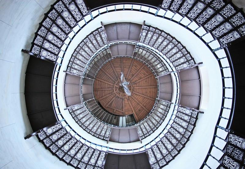 Jagdschloss Granitz Rügen02 Treppe