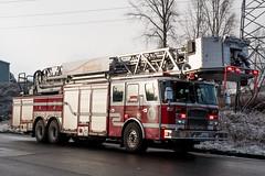 Renton RFA - Ladder 11