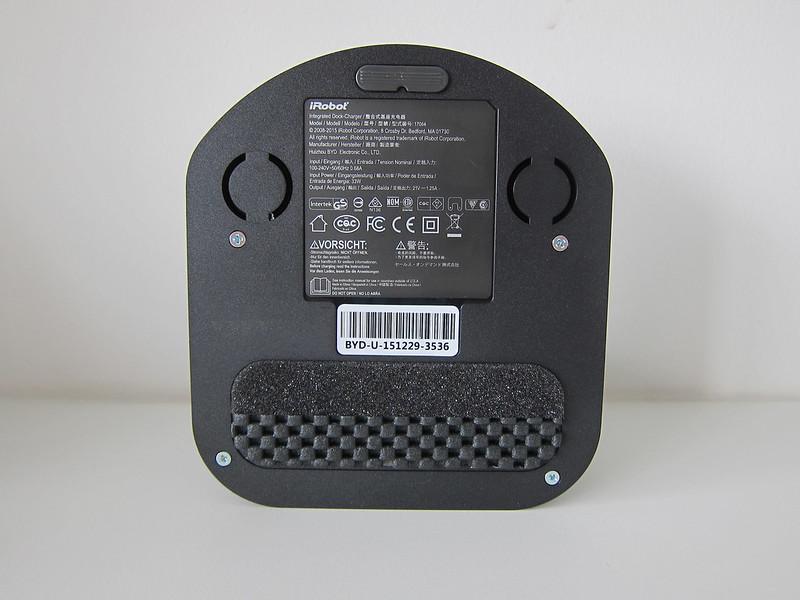 iRobot Roomba 980 - Base - Bottom