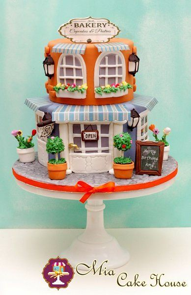 Cake by Mia Cake House